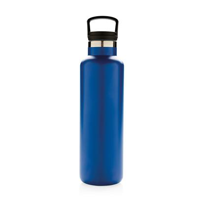 Standard mouth thermosfles 600 ml blauw