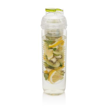 Tritan drinkfles met infuser 500 ml