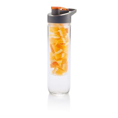 Tritan drinkfles met infuser 800 ml