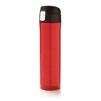 Easy lock thermosfles 450 ml rood
