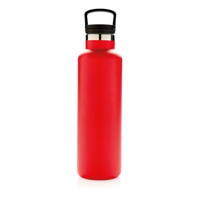 Standard mouth thermosfles 600 ml rood