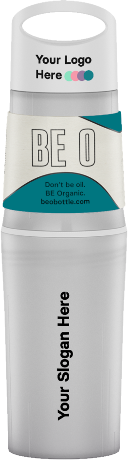 BE O Bottle drinkfles 500 ml | BPA vrij suikerriet